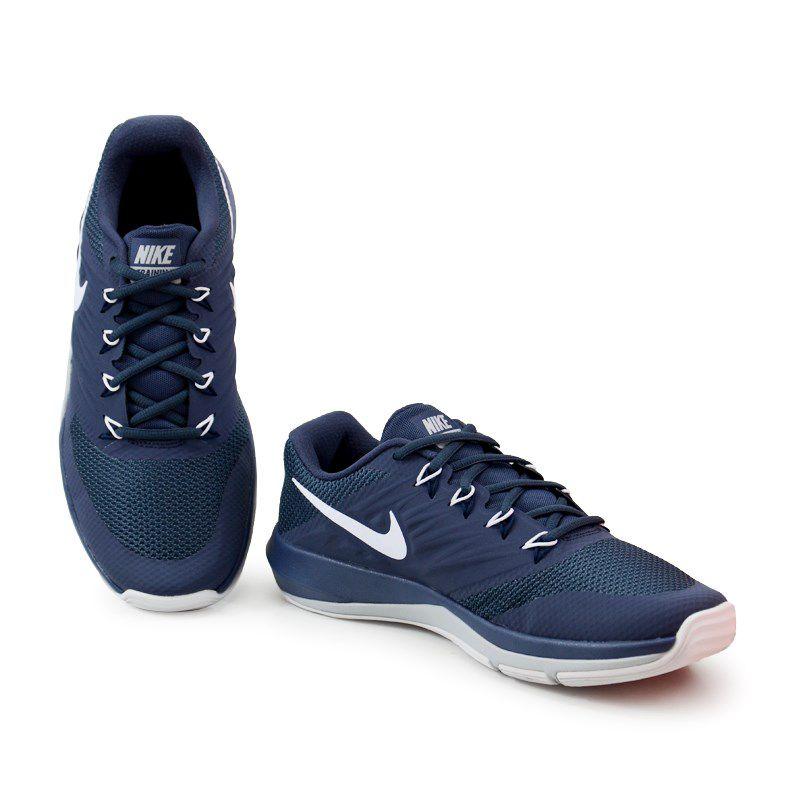 Tênis Masculino Nike Lunar Prime Iron Ii Azul Branco - 908969-400