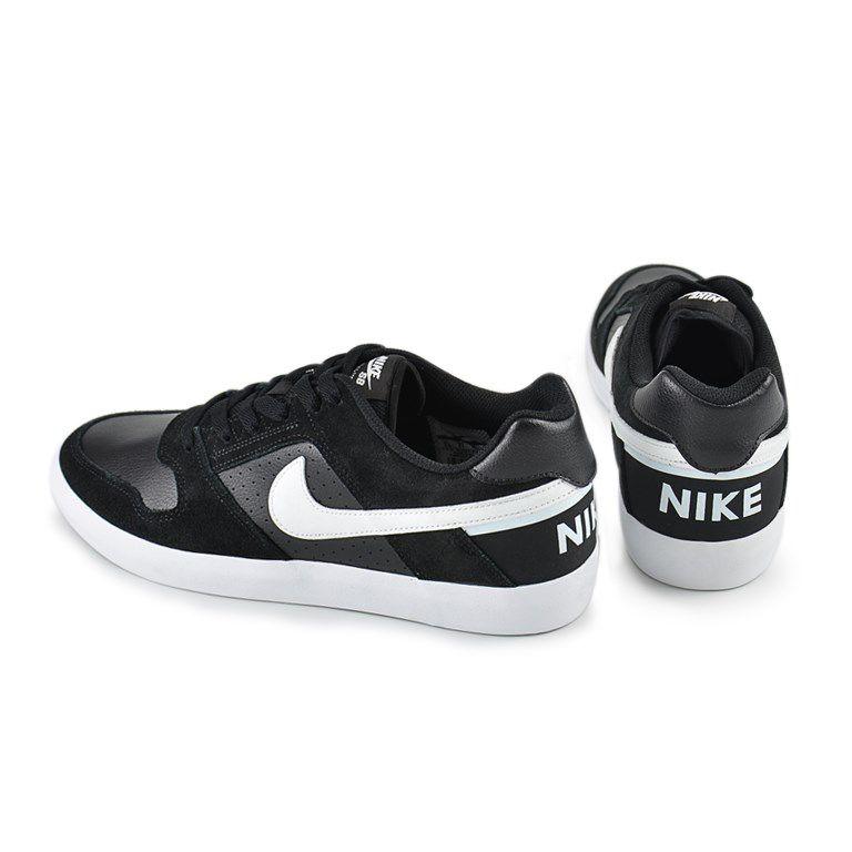 Tênis Masculino Nike Sb Delta Force Vulc Preto Branco - 942237-010