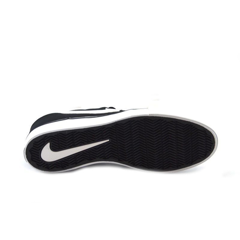 Tênis Masculino Nike Sb Portmore Ii Solar Cnvs Preto Branco - 880268-010