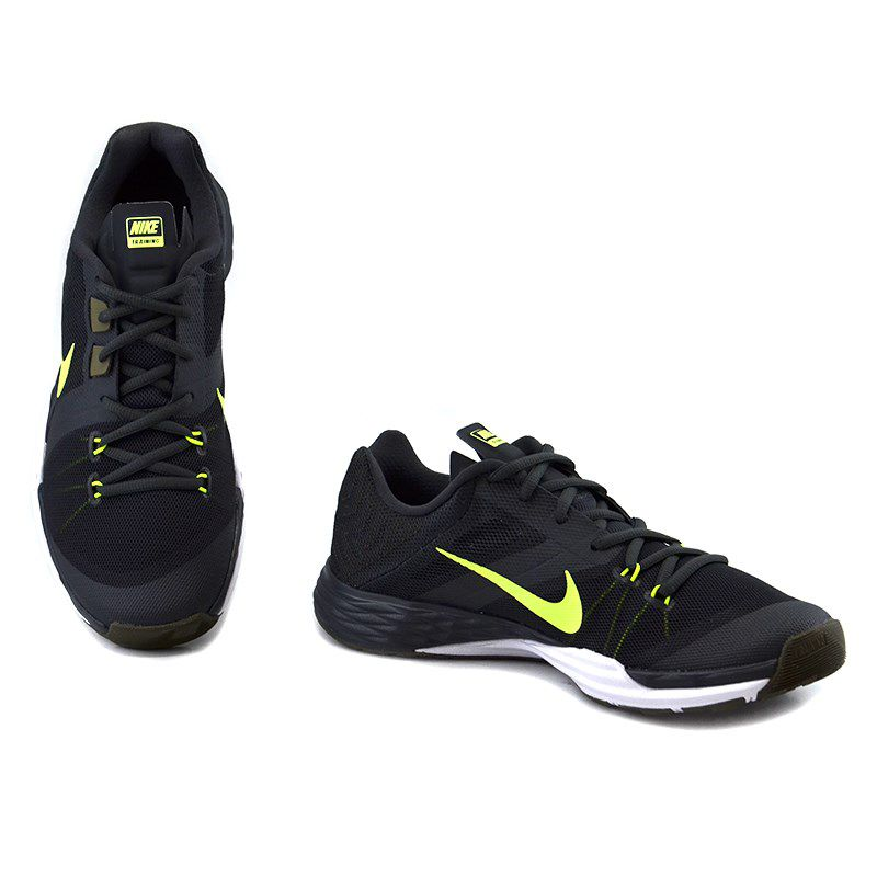 Tenis Nike Train Prime Iron Grafite Verde - 832219-012