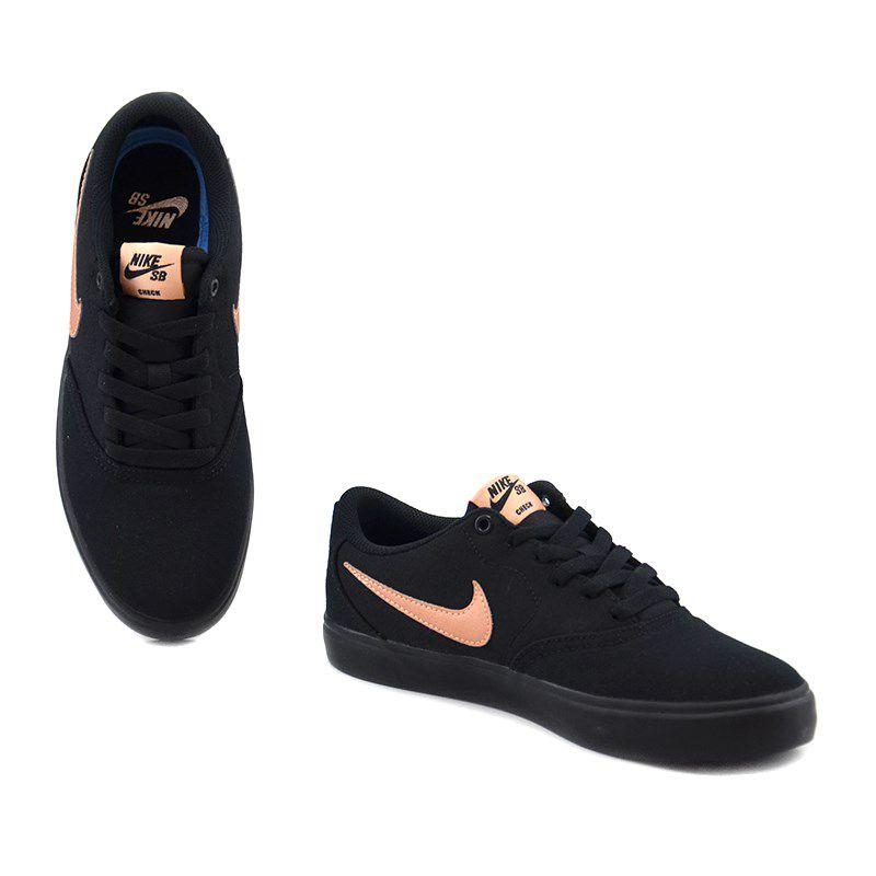 Tenis Nike Umns Sb Check Preto Bronze - 921463-008