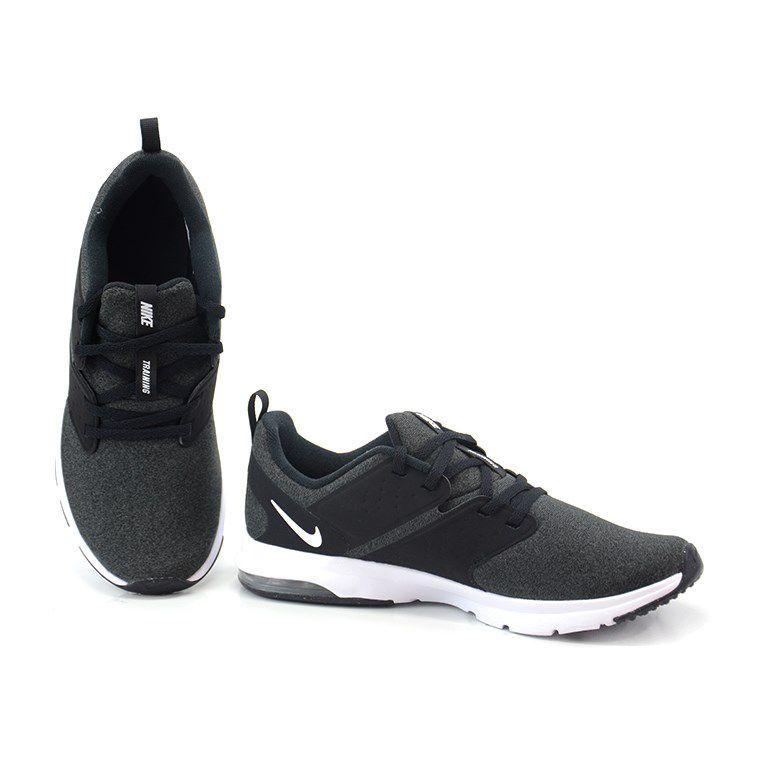 Tenis Nike Wmns Air Bella Tr Grafite Preto Branco - 924338-001