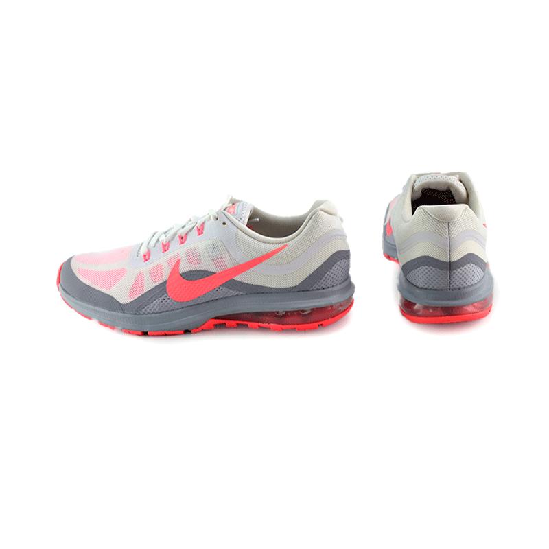 Tenis Nike Wmns Air Max Dynasty 2 Branco Salmao Cinza - 852445-106
