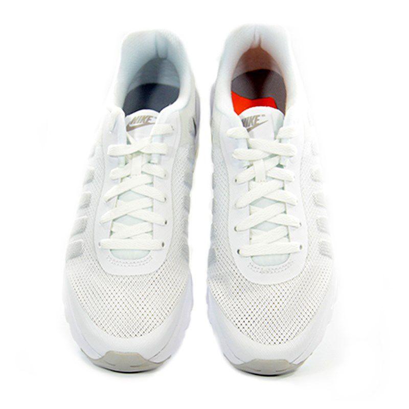 Tenis Nike Wmns Air Max Invigor Branco Prata - 749866-100