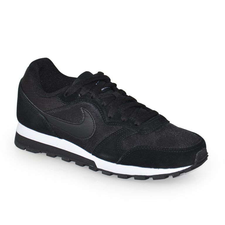 Tenis Nike Wmns Md Runner 2 Preto Branco - 749869-001