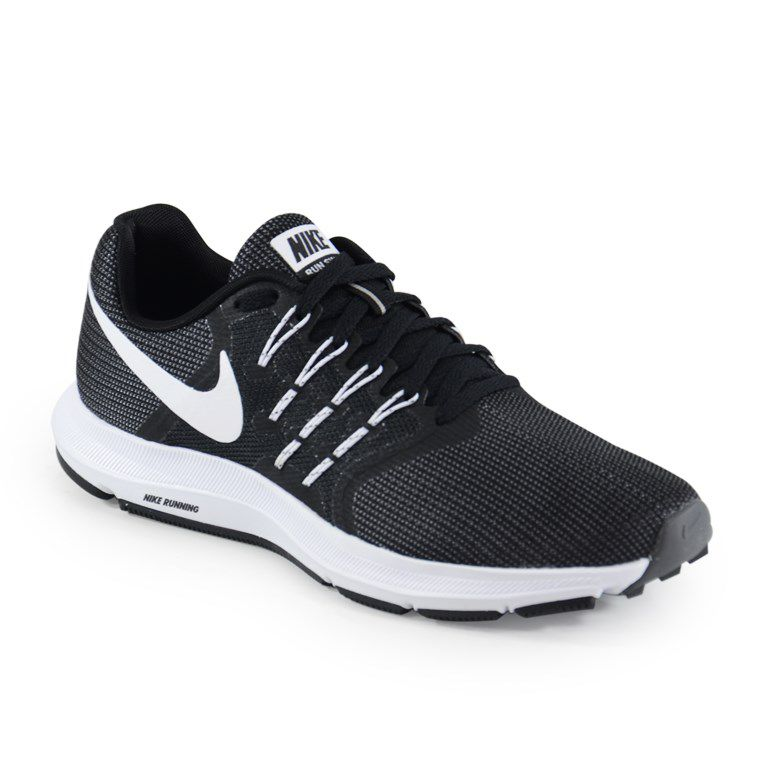 Tenis Nike Wmns Run Swift Preto Branco - 909006-001