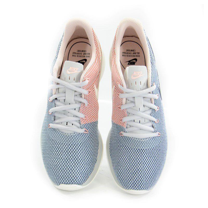 Tenis Nike Wmns Tanjun Racer Azul Salmao - 921668-002
