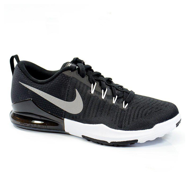 Tenis Nike Zoom Train Action Preto Branco - 852438-003