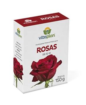 Adubo Vitaplan Rosas 150 Grs