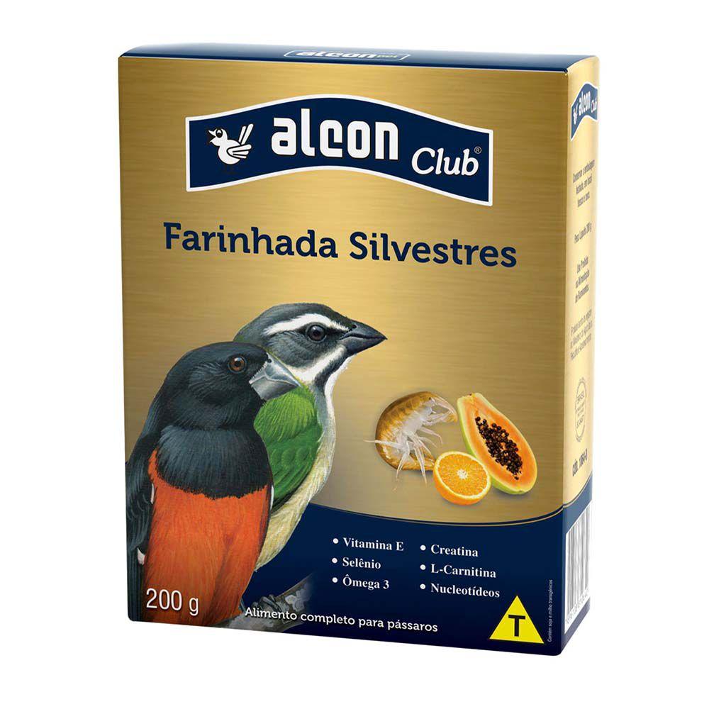 Alcon Club Farinhada Silvestres 200 Grs