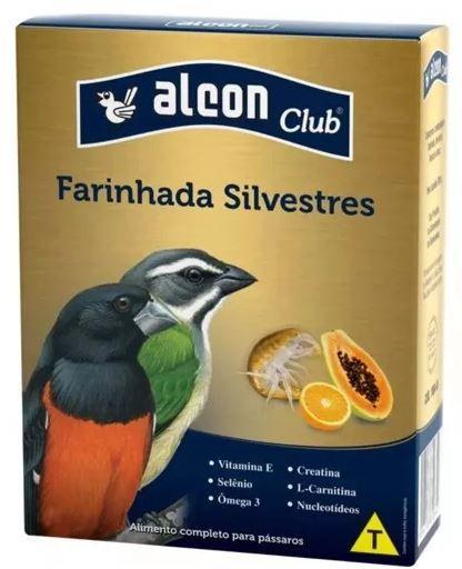 Alcon Club Farinhada Silvestres 600 Grs