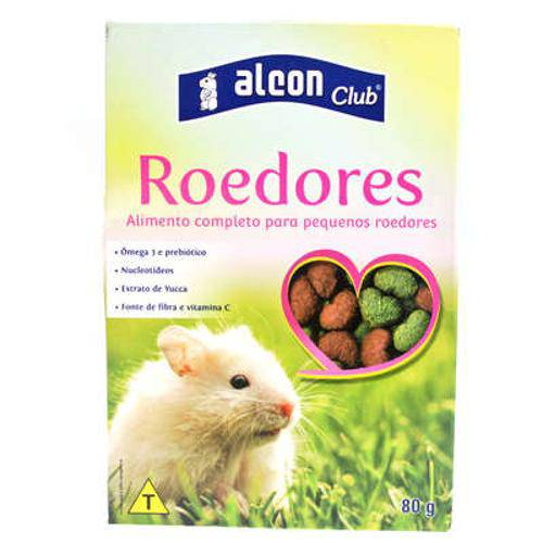 Alcon Club Roedores 80 Grs