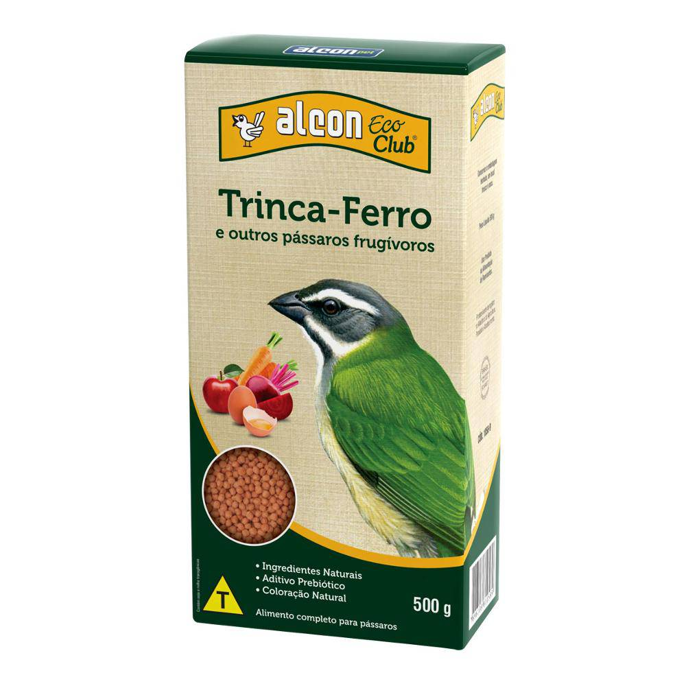 Alcon Club Trinca Ferro 500 Grs