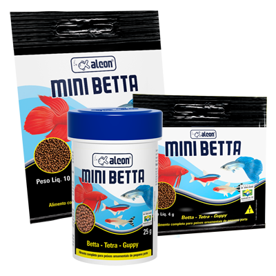 Alcon Mini Betta 10 Grs