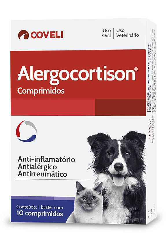 Alergocortison Comprimidos Coveli