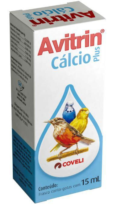 Avitrin Calcio 15 Ml