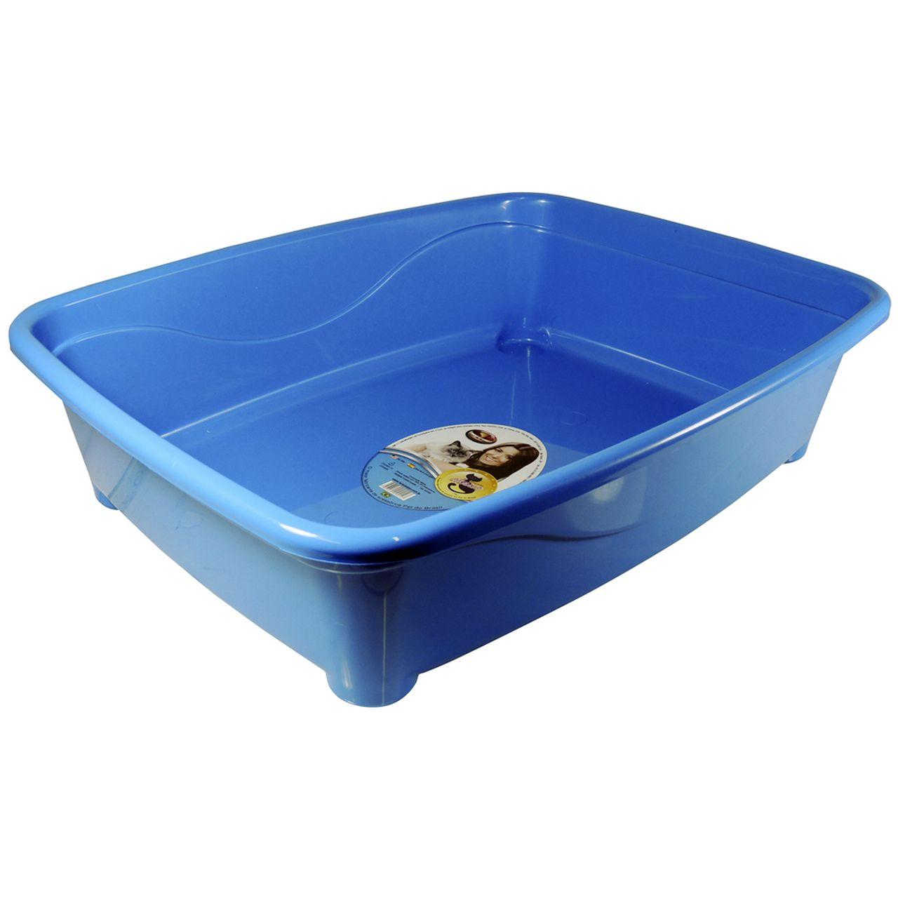 Banheira Furacão Pet Classic para Gatos - Azul