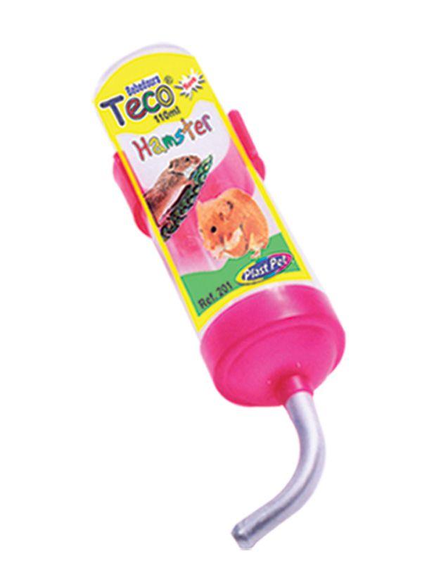 Bebedouro Plastpet Teco para Hamster - Roxo