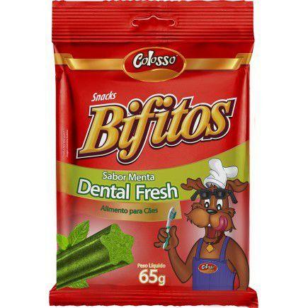 Bifitos Colosso Dental Fresh Menta 65 Grs