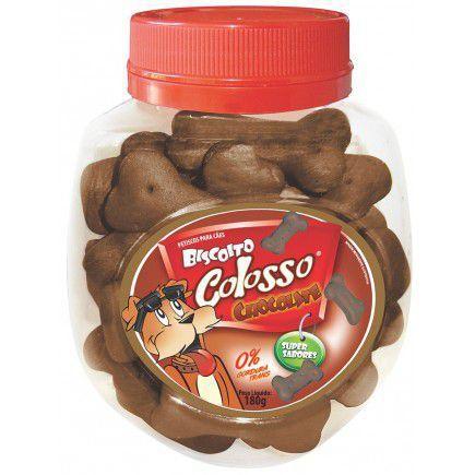 Biscoito Colosso Chocolate 180 Grs