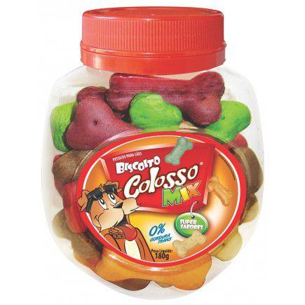 Biscoito Colosso Mix 180 Grs