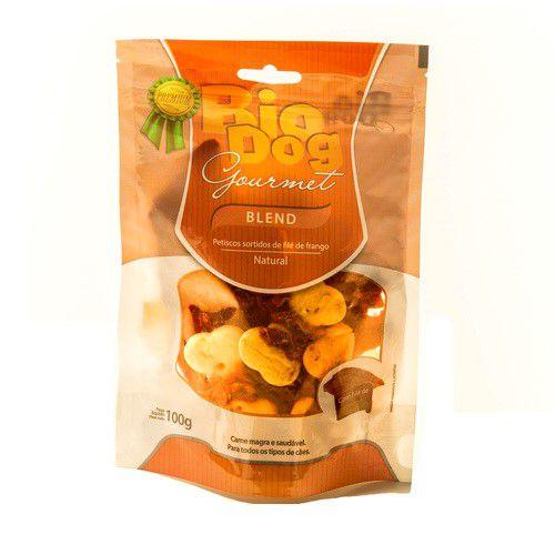 Biscoitos BioDog Gourmet Blend - 100 g