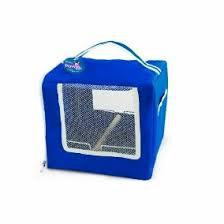 Bolsa de Transporte Paiol do Bicho para Calopsitas - Azul
