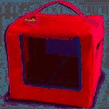 Bolsa de Transporte Paiol do Bicho para Calopsitas - Vermelho