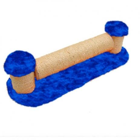 Brinquedo Arranhador Yanpet Gira Gira - Azul