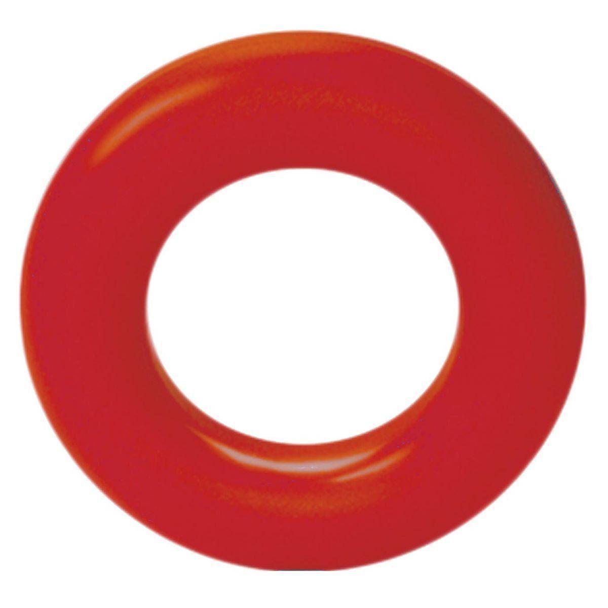 Brinquedo Mordedor Lider Argola - Vermelho