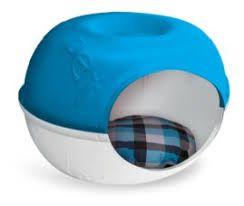 Casa do Gato Plastpet - Azul