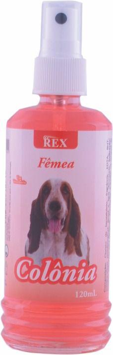 Colonia Rex Femea 120 Ml