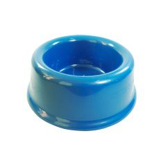 Comedouro Furacão Pet de Plástico - Azul