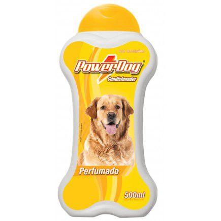 Condicionador Powerdog Perfumado 500 Ml