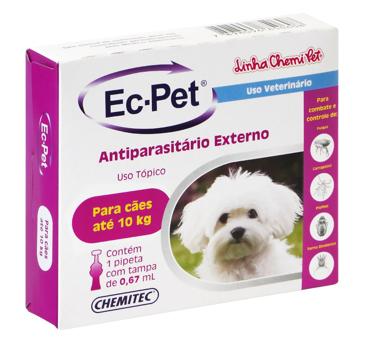 Ec-Pet 0,67 Ml