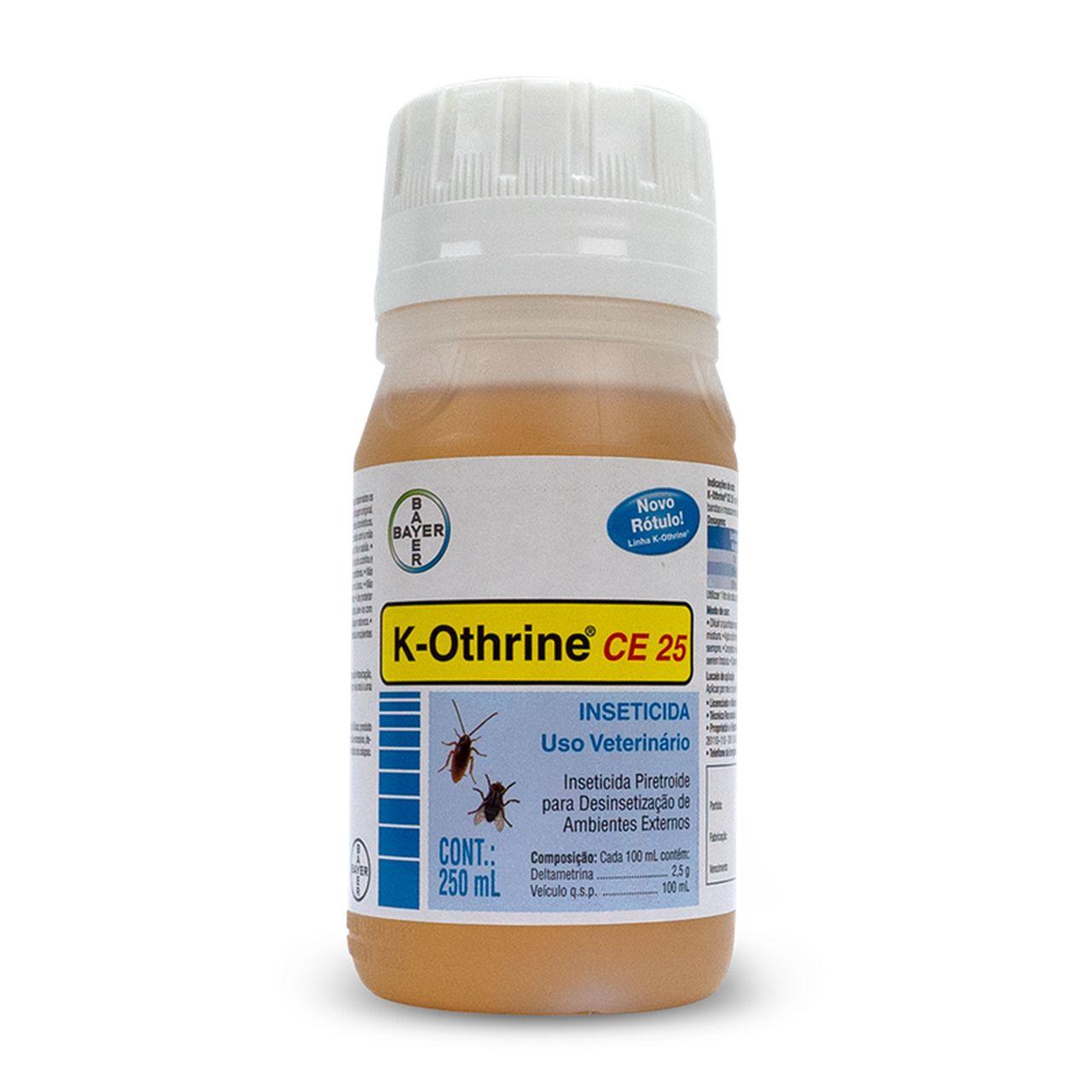 K-OTHRINE CE 250 ML