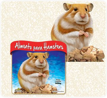 Mist Hamster Nutrip 10 Kg