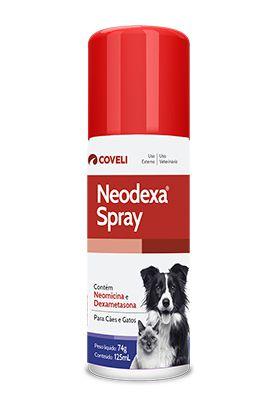 Neodexa Spray 74 Grs/125 Ml