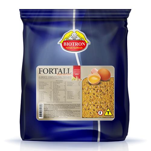 Papa de Ovo Fortall 5 Kg Biotron