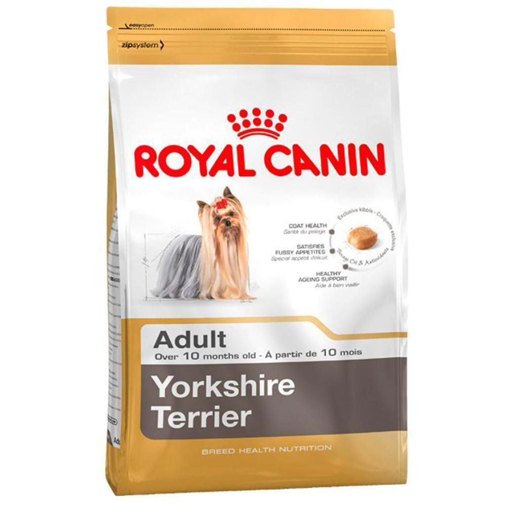 Ração Royal Canin SBN Adult para Cães Adultos da Raça Yorkshire Terrier