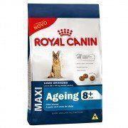 Ração Royal Canin SHN 8+ para Cães Adultos e Idosos de Raças Grandes a partir de 8 Anos