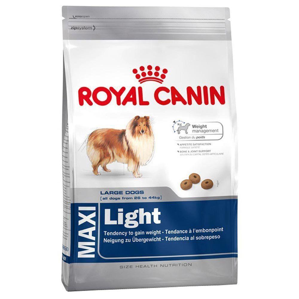 Ração Royal Canin SHN Maxi Light para Cães Adultos ou Idosos de Raças Grandes Obesos