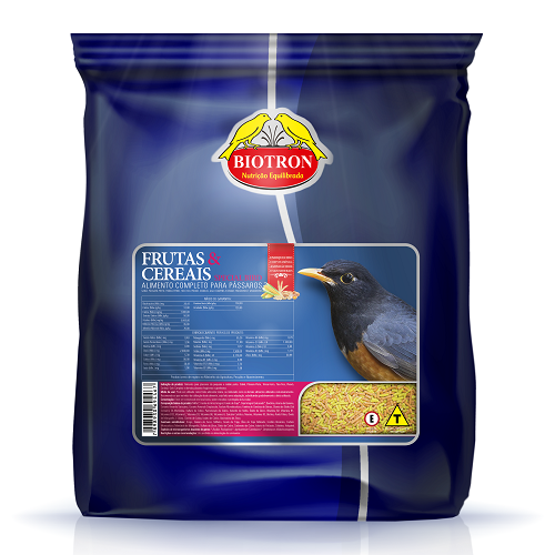 Racao Special Bird Frutas E Cereais 5 Kg