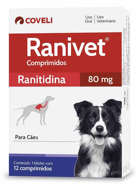 Ranivet C/12 Comprimidos