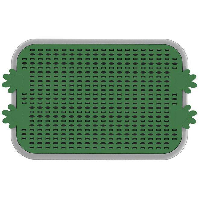 Sanitario Canino Christino Verde 63,5 X 43,5 Cm