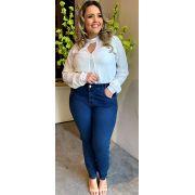 Calça Jeans Skinny Lisa