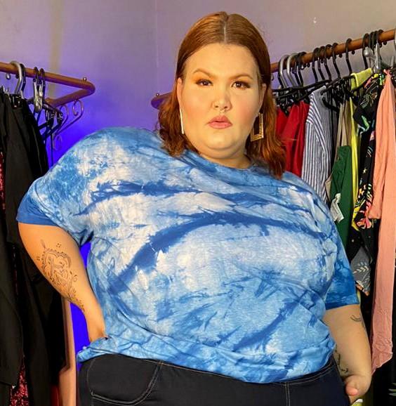 Blusa T-shirt Tie Dye Artesanal