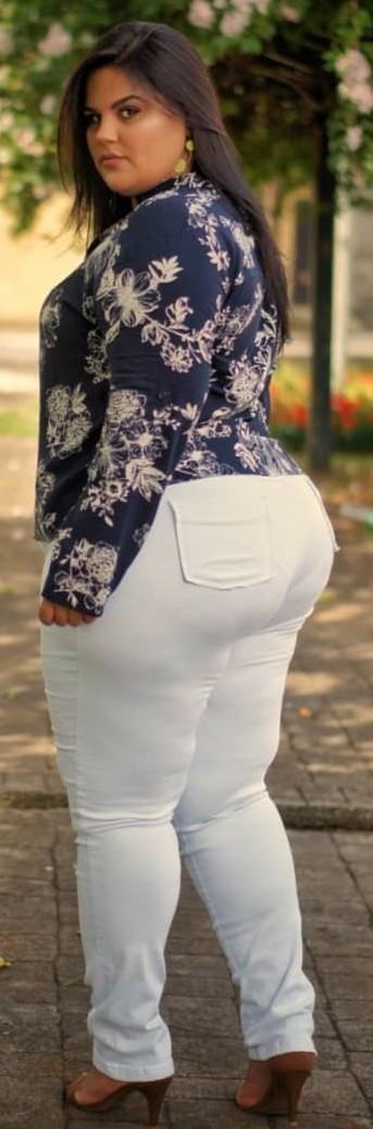 Calça Jeans Branca Skinny