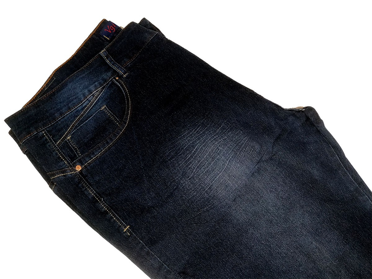 Calça Jeans Skinny Escura