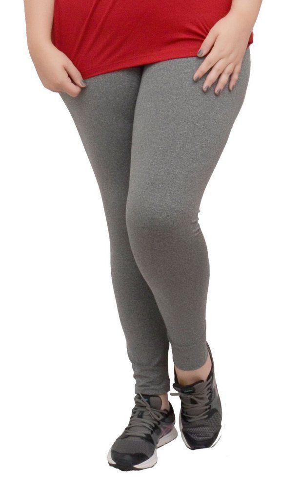 Calça Legging De Suplex